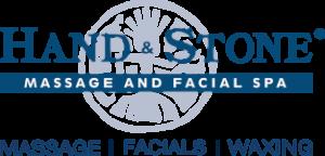 Hand & Stone logo for website